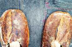 Literal Bread Loafers