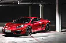 24 Detroit Auto Show 2014 Coupes - From Extravagant Compact Vehicles to Ferociously Elegant Vehicles