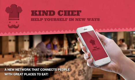 Restaurants, social network, food, mobile app