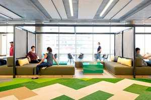 Studio O+A is Behind This Vibrant Cisco-Meraki Office Design