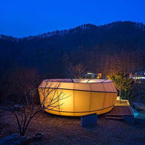 Revolutionized Structural Tents - ArchiWorkshop is Helping to Redefine Glamping in South Korea
