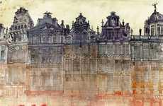 Wondrous Watercolor Cityscapes