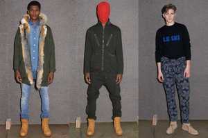 The Kanye x A.P.C Fall 2014 Collection is Streamlined