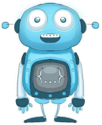 Binary Code Picture Books - A Robot Story Promises to Teach Kids How to Count in Binary Code