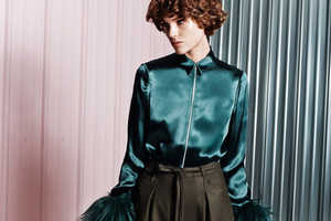 The Acne Studio Pre-Fall 2014 Collection Plays Mix-n-Match