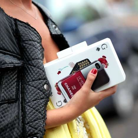 Iconic Polish Smartphone Cases - Look Fabulous with Chanel