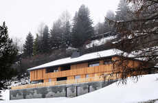 Alpine-Infused Abodes