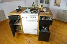 Portable Cubed Kitchens