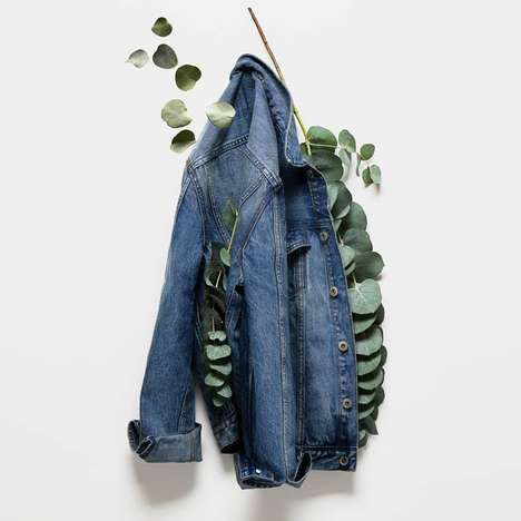 H&M Recycled Denim