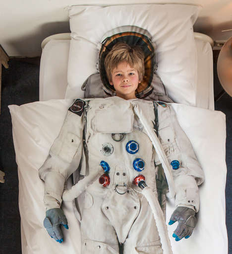 Space Exploration Bed Sheets - These Children