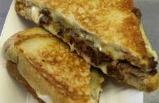 Braised Beef Sandwiches - This Mighty and Meaty Rib Grilled Cheese Will Have Foodies Rejoicing