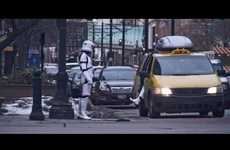 Synchronized Dancing Stormtrooper Videos