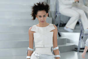 We're Going Back to the 90s with This Chanel Spring 2014 Couture Show