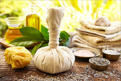 Six Senses Thai Herbal Poultice