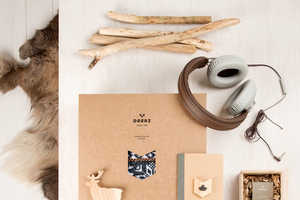 Online Store Deerz's Makeover is the Ultimate in Rustic Design