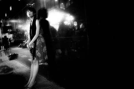 Dark Dystopic City Photography - Van Smit Captures the Somber Side of a Glamorous Hong Kong