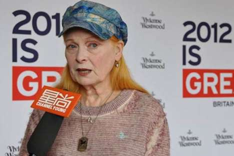 Designer-Supported Eco Petitions - Vivienne Westwood Advocates Aloud for a New European Ecocide Law