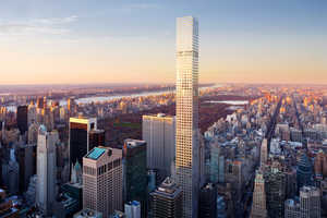 432 Park Avenue Reconceptualizes Living in a Traditional Apartment