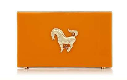 Eastern Zodiac Clutches - Celebrate Chinese New Year with a Charlotte Olympia Zodiac Pandora Horse