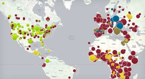 Pro Vaccine Interactive Maps - This Map of Vaccine Preventable Outbreaks is a Startling Wake Up Call