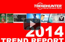 2014 Trend Report Top 20 - Our Favorite Trends for 2014