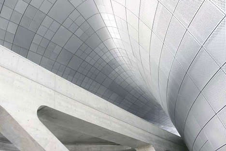 Cultural Recreational Centers - Hadid