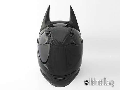 36 Incredible Batman Products - From Superhero Throwing Knives to Vigilante-Inspired Heels
