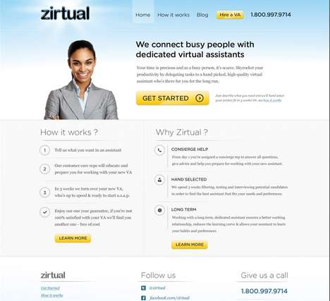 Virtual Executive Assistants - Zirtual Offers a Virtual Executive Assistant for Busy Professionals