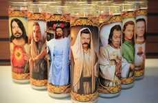 Sacred Celebrity Candles