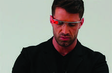 Hair-Styling Tech Glasses