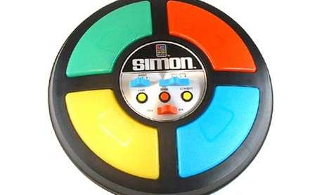 Reinvented Vintage Memory Games - The Simon Swipe Game is Reinvented for the New Era