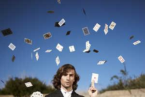 The Magician Prelude Editorial Features Model Jonatan de Luis