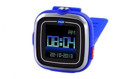 Digital Youth Tracking Timepieces - The VTech Kids' Smartwatch is an Educational Tool