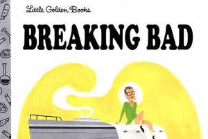 Little Golden Tales Gives Breaking Bad a Child Friendly Makeover