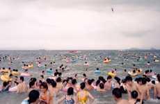 Alienating Coastline Photography