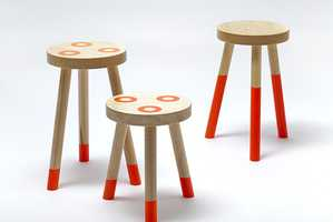 The Holy Stool Collection Presents Delightfully Pigmented Legs
