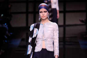 The Armani Privé Spring 2014 Couture Collection Showed in Paris