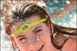 The iSwimband is a Safety Swimwear Accessory