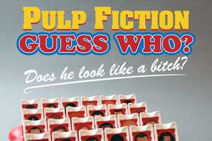 Joe Stone Made This Pulp Fiction Guess Who for a Friend