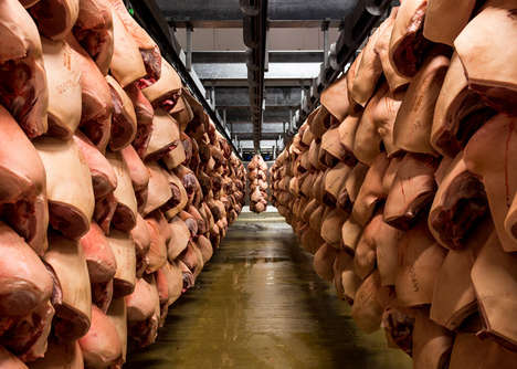 Unsettling Slaughterhouse Photography - These Slaughterhouse Photos are Darkly Fascinating