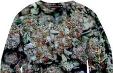 11 Urban Cannabis-Themed Looks - From Gnarly Gaja Kicks to Iconic Stoner Tees