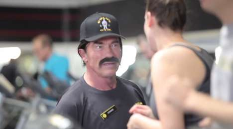 Charitable Celebrity Gym Pranks - This Arnold Schwarzenegger Prank Tricks Gym-Goers for a Good Cause