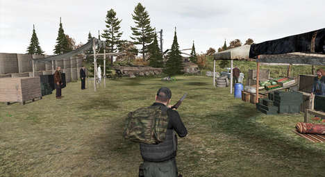 Death-Simulating Games - DayZ by Dean Hall Leaves the Gamer Struggling with Morality