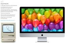 Computer Commemoration Videos - The Macintosh 30th Anniversary Video Pays Tribute
