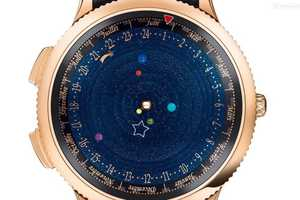 The Midnight Planetarium Puts The Sky On Your Wrist