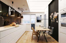 Cozy Compact Apartment Designs