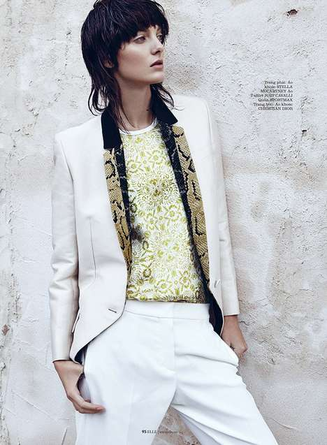 ELLE Vietnam January 2014