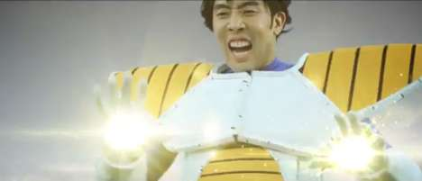 Live Action Anime Parodies - This Dragon Ball Z Parody is Nostalgic Fun