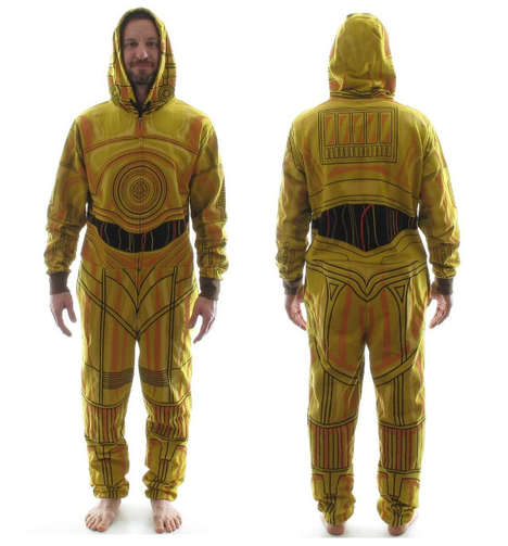 Sci-Fi-Inspired Onesies - These Star Wars Onesies are Out of This World