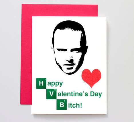 Drug Dealer Love Cards - Say How You Feel with These Breaking Bad Valentine's Day Cards